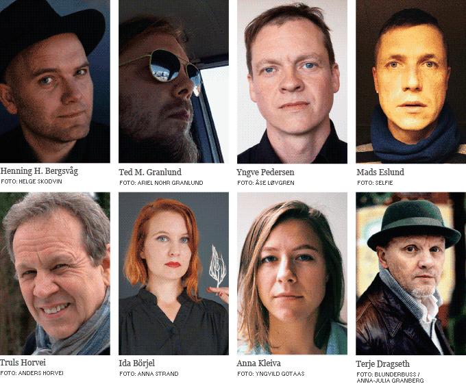 Lyrikere lånt ut til skoler i Hamar, Stange og Elverum