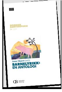 Bilde av Barnelyrikk-antologien